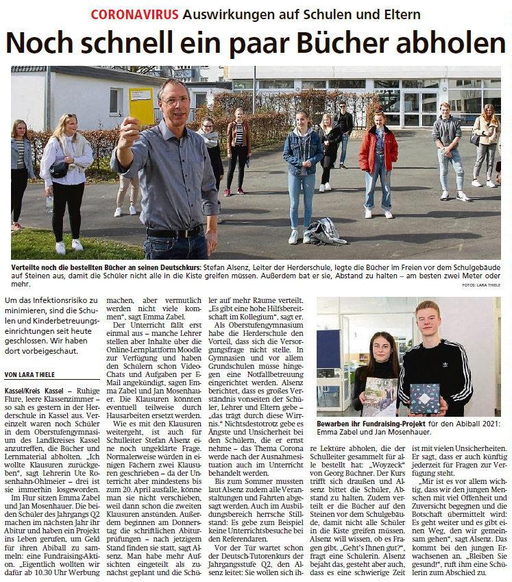 Hna Nachrichten Kassel